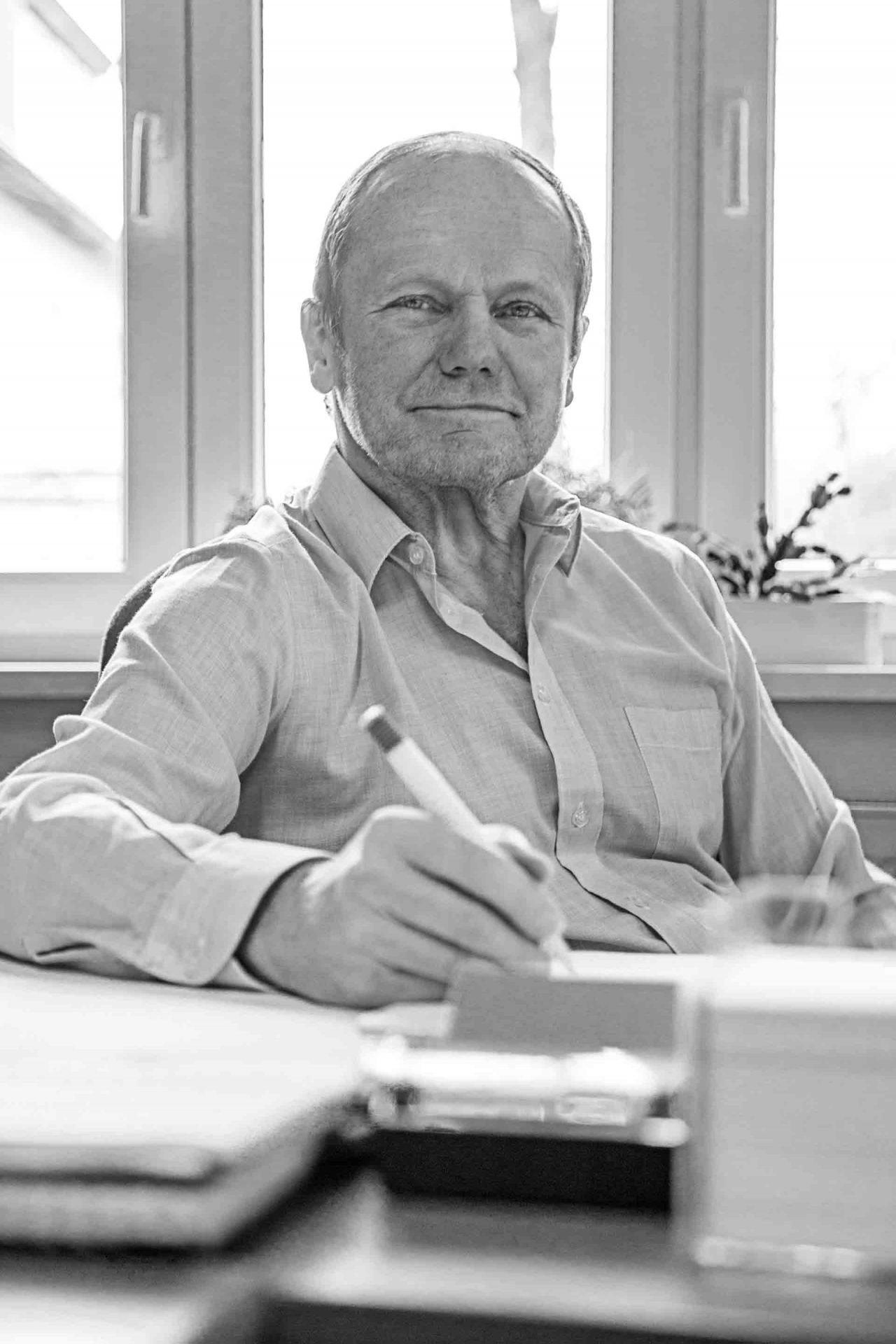 Dipl.- Ing. (TU) Bernd Wildgrube